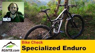 Bike Check - Specialized Enduro 29er S-Works MTB