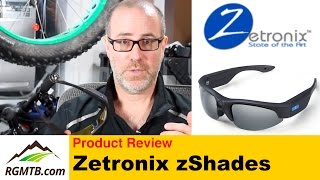 Action Camera Sunglasses - Zetronix zShades
