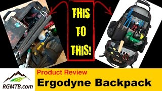 Backpack Tool Bag - Ergodyne Backpack