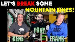 #BikeChat - Ever break anything on your...