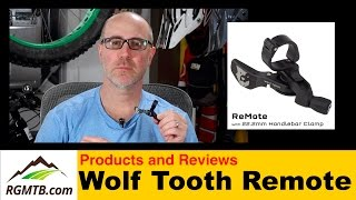 Product Review - Wolf Tooth Components ReMote...