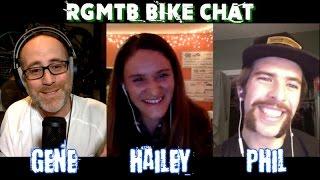 Girls on mountain bikes? HELL YEAH! BikeChat