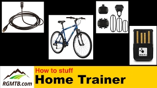 Home Bike Trainer - My Personal Setup for...