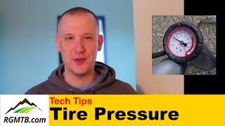 Bike Tire Pressure - Frank Solo