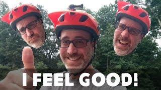 Does mountain biking make you feel good? |...