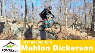 New Jersey Mountain Biking - Mahlon Dickerson...