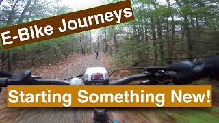 E-Bike Journeys - Starting Something New