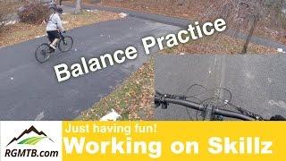 Balance Practice Part 1