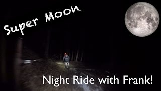 Night Ride - We Fell A Lot!!!!