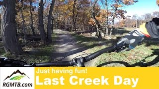 Last day at Mountain Creek Bike Park for 2016