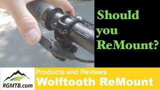 Product Review - Wolftooth ReMount