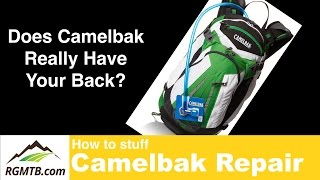 Does Camelbak really have you back?