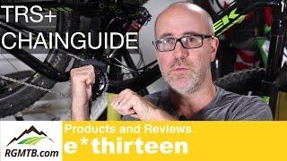 e*thirteen TRS+ Chainguide