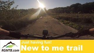 Wawayanda - New to me trail