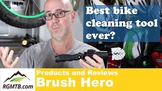 Product review - The Brush Hero -  Killer...