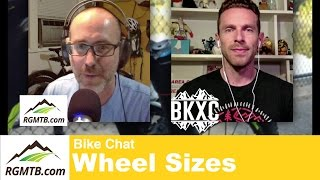 Let's talk about wheel sizes!