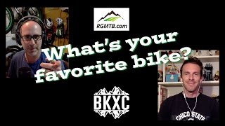 Bike Chat Ep1 Favorite Bike