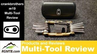 MTB Multi Tool - crankbrothers m19 multi-tool...
