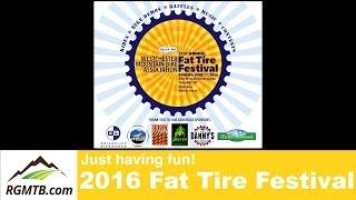 2016 WMBA Fat Tire Festival
