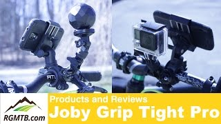 Best Bicycle Phone Mount? - Joby Grip Tight Pro
