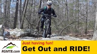 NJ Mountain Biking Trails - Wawayanda State Park