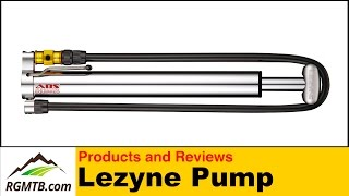 Best mini bike pump? - Lezyne Hand Pump -...