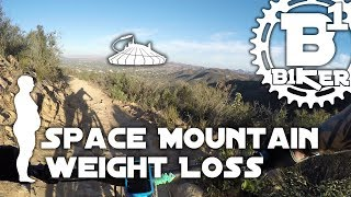 Space Mountain Weight Loss - Los Robles Trail...