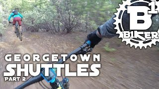 Georgetown Shuttles: Pt. 2 of 3 - Rock Creek...