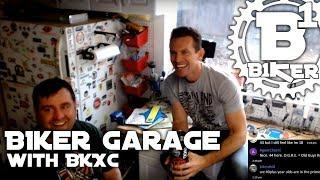B1KER Garage w/BKXC