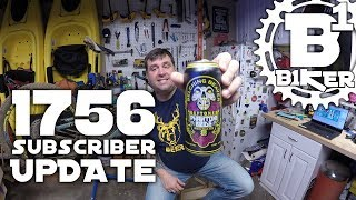 1756 Subscriber Update - B1KER Garage -...