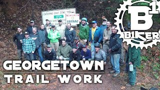 Georgetown Trail Work - Georgetown OHV Park...