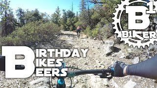 Birthday Bikes & Beers - 007 Trail - Bass...