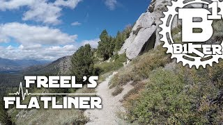 Freel's Flatliner - Tahoe Rim Trail - South...