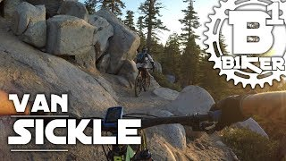 Van SIC...kle - The Van Sickle Trail - South...