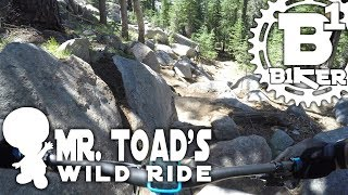 Mr. Toads Wild Ride - Big Meadows - South Lake...