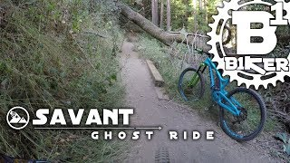 Savant Ghost Ride - Various Trails - Joaquin...