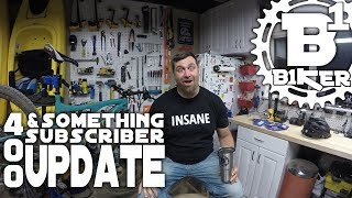400 and Something Subscriber Update -...