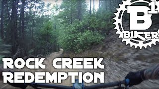 Rock Creek Redemption - Rock Creek OHV Park -...