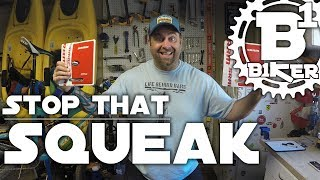 Stop that Squeak - New SRAM Centerline X...