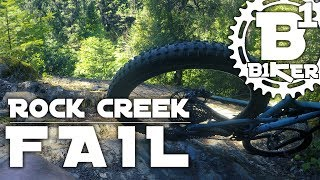 Rock Creek Fail - Rock Creek - Georgetown, Ca...