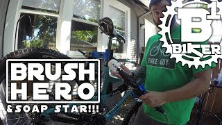 Brush Hero & Soap Star - Sacramento, Ca -...