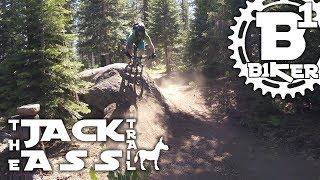The Jackass Trail - North Lake Tahoe -...