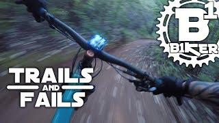 Trails and Fails - Auburn SRA - Auburn, Ca -...