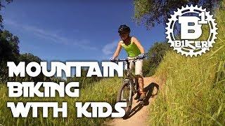 Mountain Biking with Kids - Granite Bay/Lake...