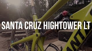 2018 Santa Cruz Hightower LT Review // The EWS...
