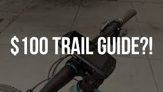 How to build a MTB live navigation GPS device...