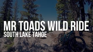 South Lake Tahoe - Mr Toads Wild Ride w/ B1ker