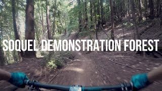 Soquel Demonstration Forest - Demo MTB