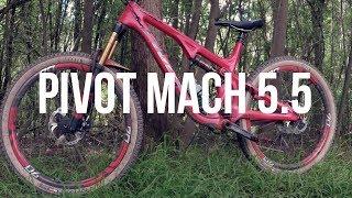 Pivot Cycles Mach 5.5 Review
