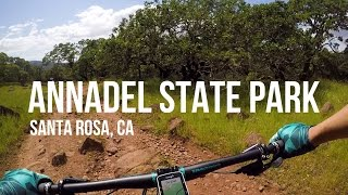 Annadel State Park MTB Ride